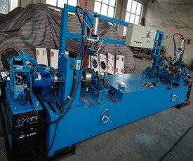 全自動深井泵管焊接設備