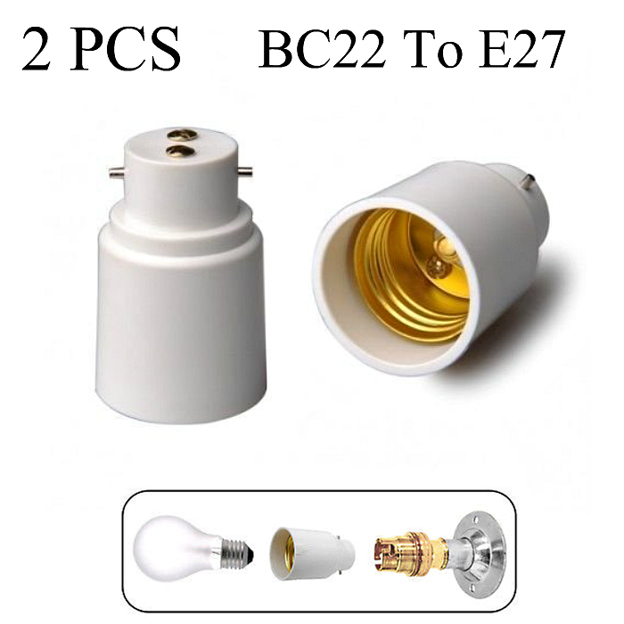b22 to e27 socket adapter