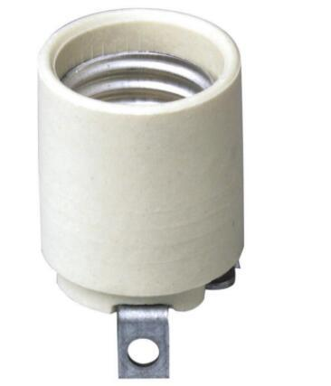 Medium base porcelain socket 660W