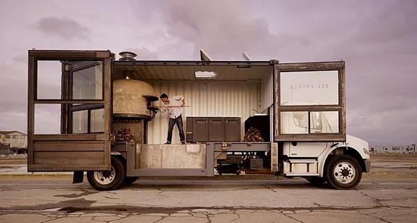 集装箱披萨屋