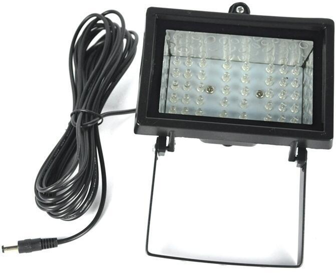 solar led landscape lights with wire