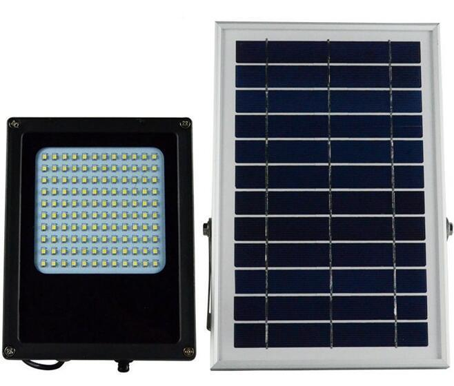 solar powered flood lights with on off switch