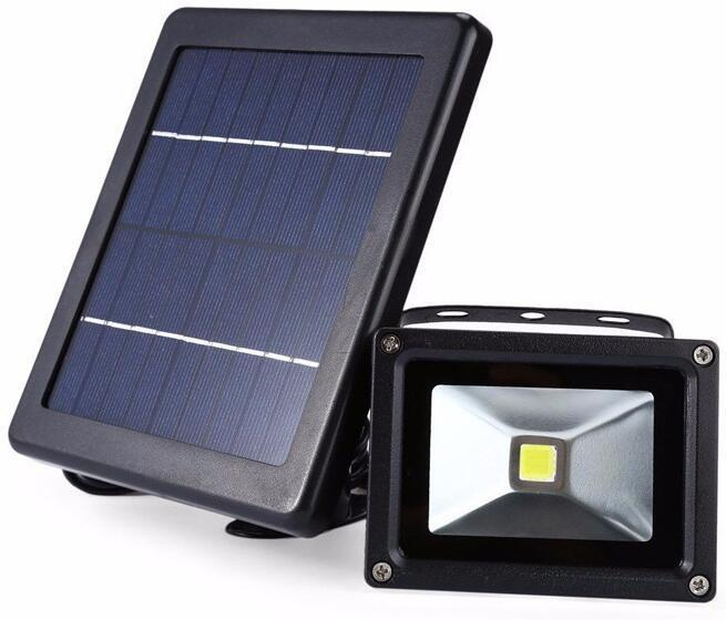 3W LED outdoor solar motion sensor flood lights Waterproof