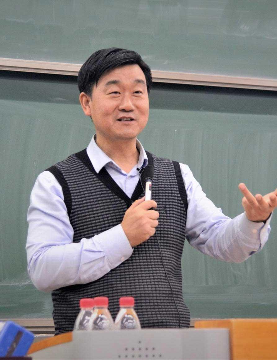 国学智慧讲师——李四龙