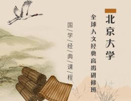 北京大学全球人文经典高级研修班