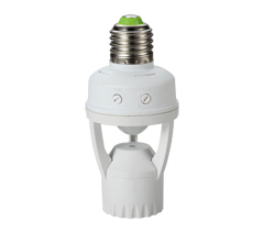 light sensor bulb socket