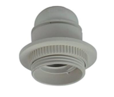 E27 Pendant bulb holder with Shade Ring