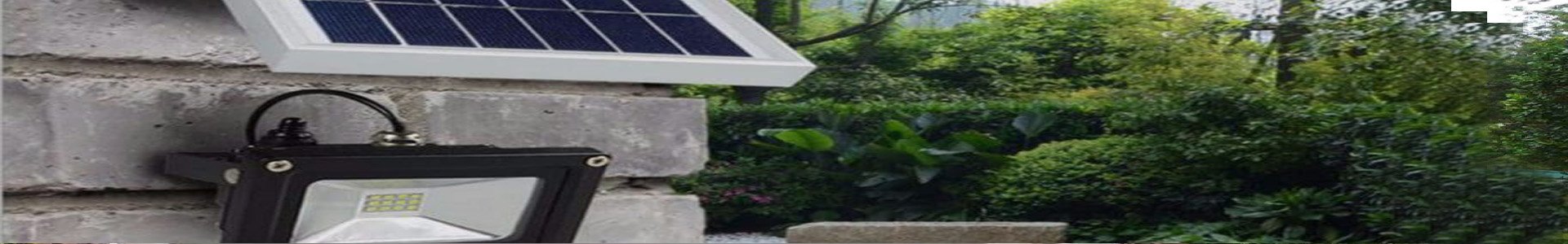solar flood lights with remote