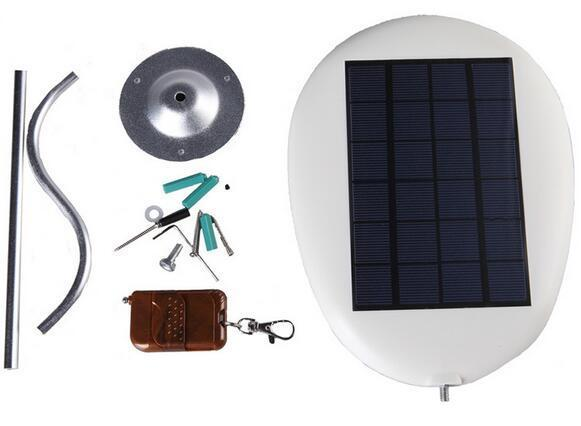 Control+Remote Control Wall cheap solar lamps for yard
