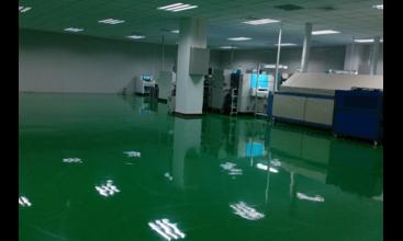 环氧地坪漆工程涂层的失效4个方面