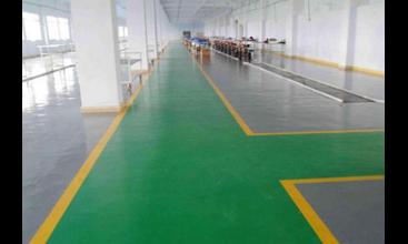 环氧地坪漆表面施工处理的目的和意义