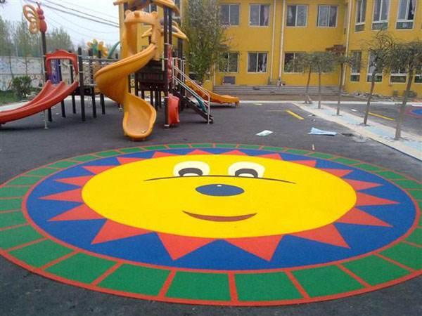 幼儿园EPMD地面工程案例