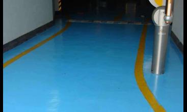 环氧地坪漆涂料在低温下施工会受到一定影响