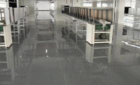 无溶剂环氧树脂自流平地坪