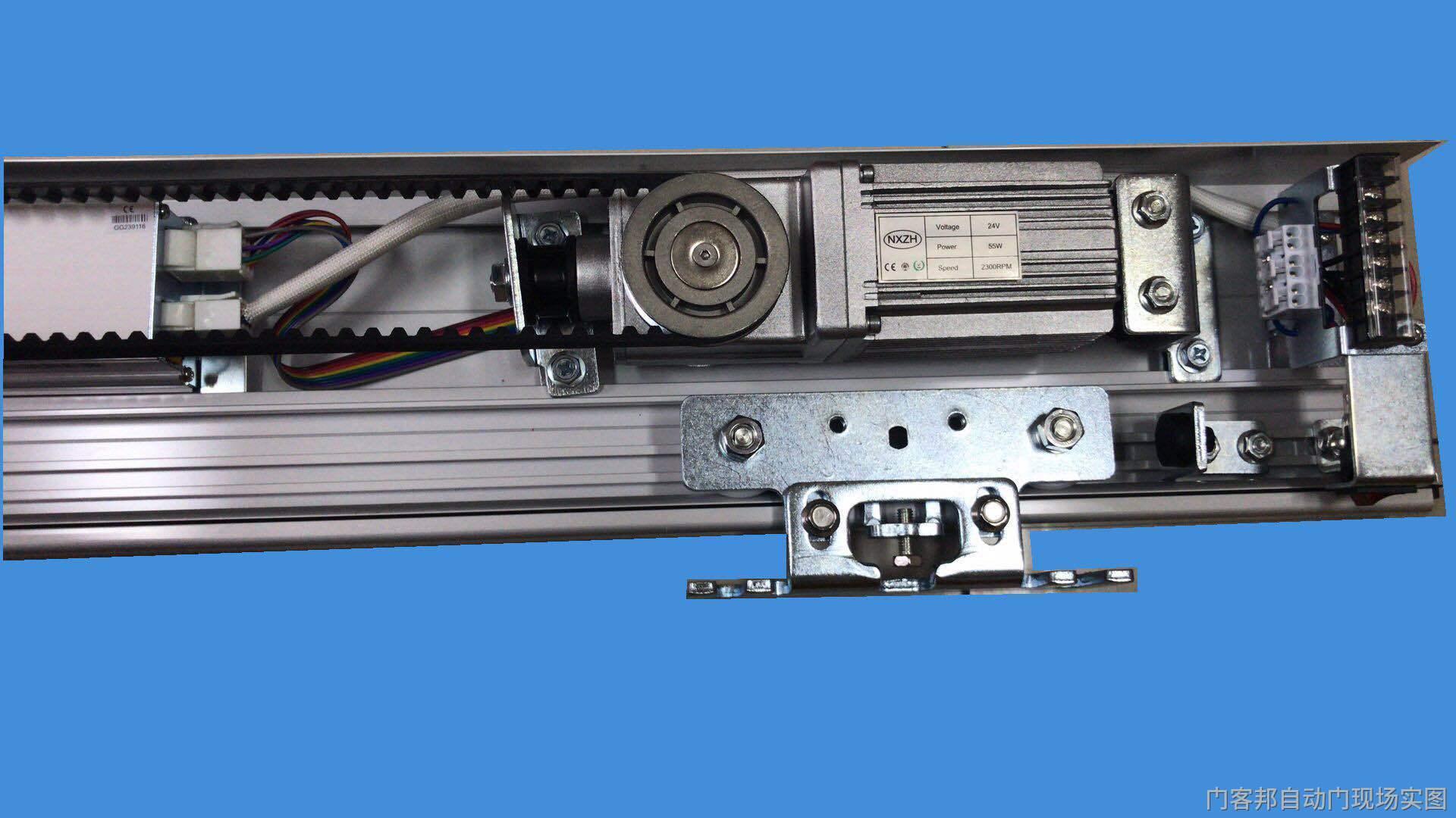 电动自动门电机图片