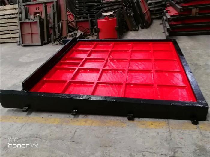 厂家报价-通化铸铁闸门通化3米×3米铸铁闸门价格高效服务