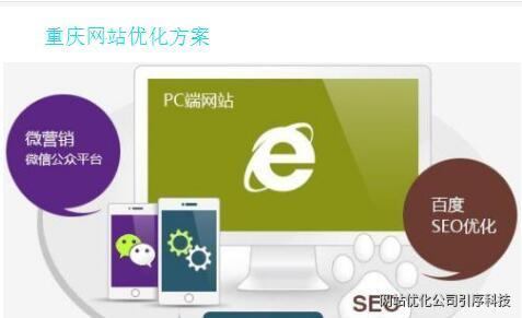 重慶網站優化排名方案包含這些要素