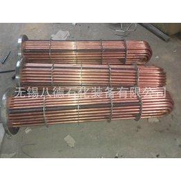黄铜管束加热器
