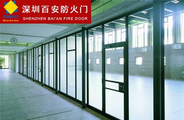成都防火玻璃门生产厂家 防火玻璃门价格