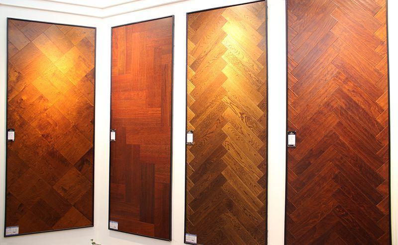 重庆木地板加盟分享颜色搭配技巧