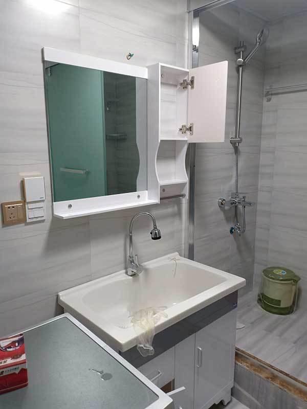 卫生间洁具及浴室柜