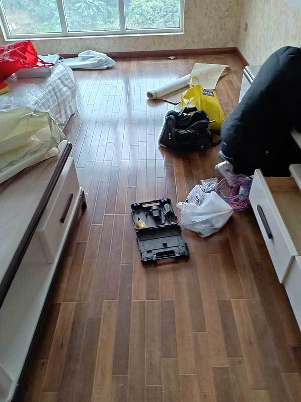 居丽亚实木地板