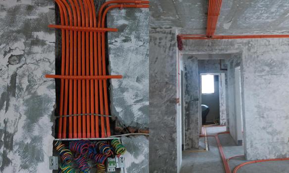 重庆装修公司房子装修的详细步骤4.