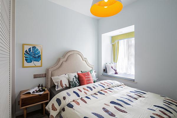 在重庆装修一套新房,卧室装修怎么做到省钱30%