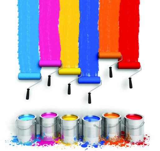 家装中比较常用的装修油漆有几种,如何分类??