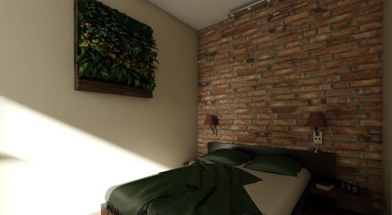 一室一厅混搭风格装修效果图——卫浴间装修效果图