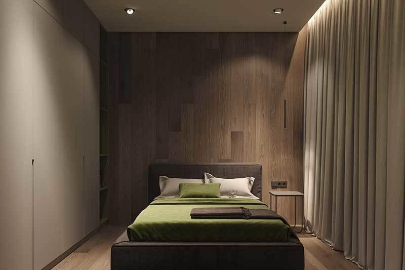 320平米超大现代风格家居装修设计案例效果图12