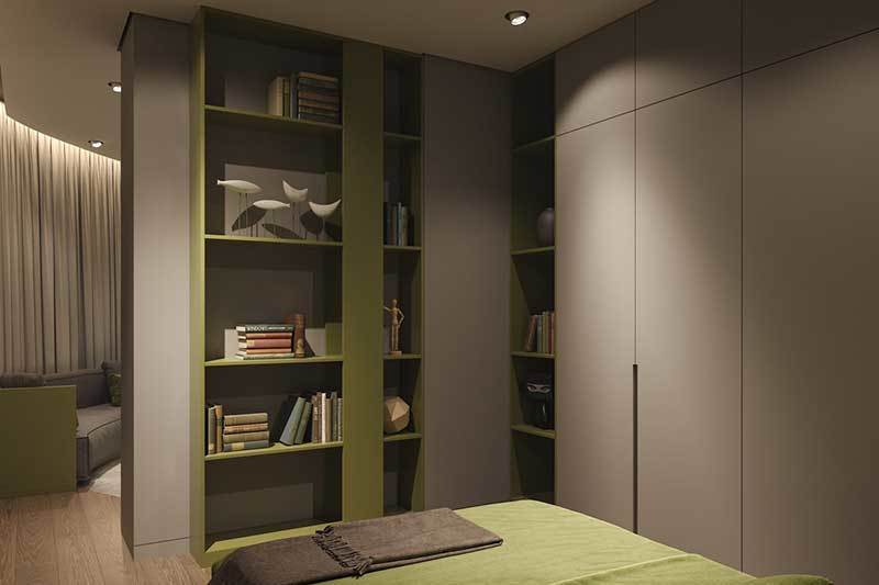 320平米超大现代风格家居装修设计案例效果图13