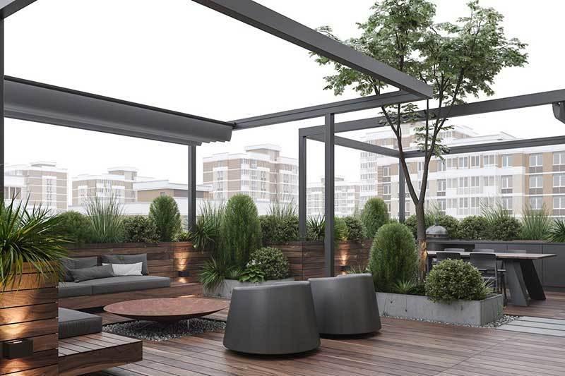 320平米超大现代风格家居装修设计案例效果图15