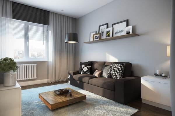五个简约风格家居装饰效果图360