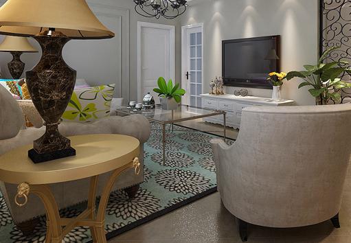 简美风格,装修效果图,重庆新房装修,新房装修案例15.