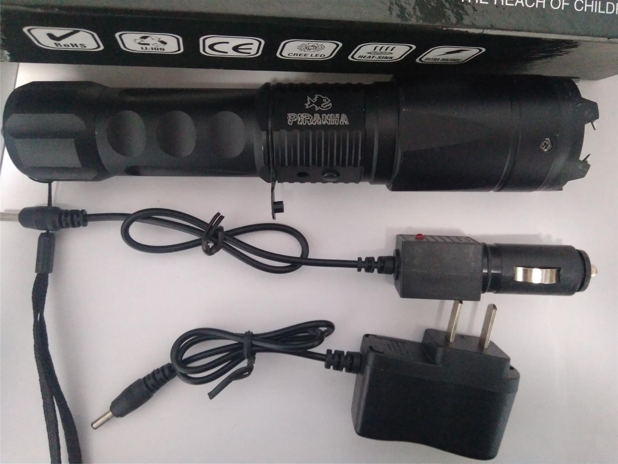 黑鹰HY-X3型高压电击棍