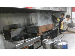 藁城食堂饭店油烟管道清洗