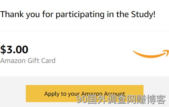 20190511国外问卷调查赚钱快报
