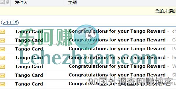 学员福利1美元秒付国外问卷调查赚钱社区收入已经快10万RMB。