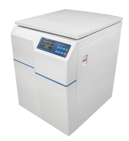 DL-5M 立式低速冷冻离心机技术参数表