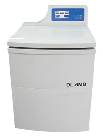 DL-6MB 低速大容量冷凍離心機