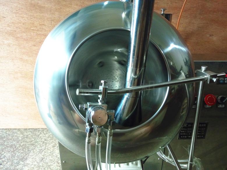 BY-300C小型薄膜包衣机