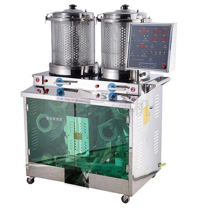 GLA-A2双缸一体煎药包装机