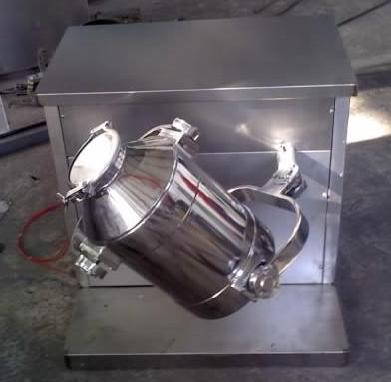 SHB-10三维运动混合机