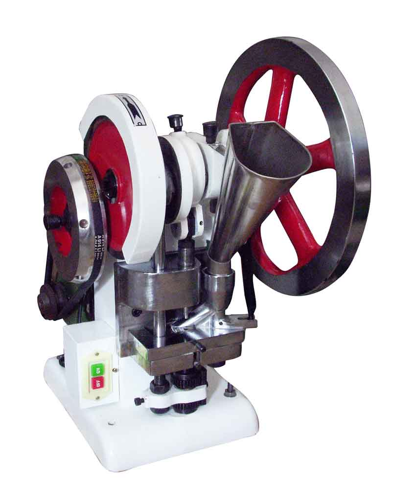 TDP-1.5小型单冲电动压片机