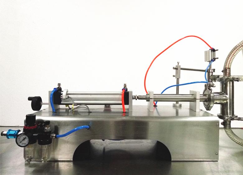 G1W1气动液体灌装机