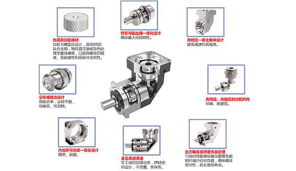 图文-正名行星减速机直角输出系列产品特性剖析