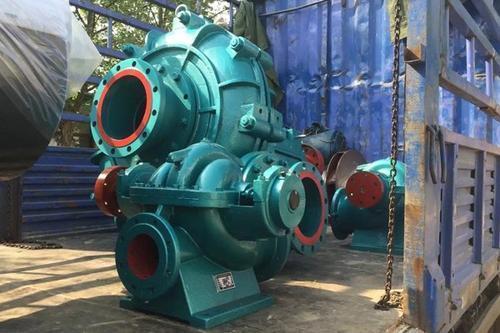 渣浆泵装车发货