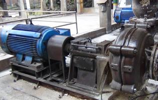 渣浆泵在洗选煤厂的应用