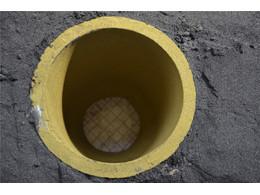 渣浆泵覆膜砂铸造工艺已成型待浇筑